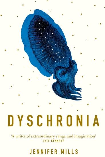 <i>Dyschronia</i>, by Jennifer Mills.