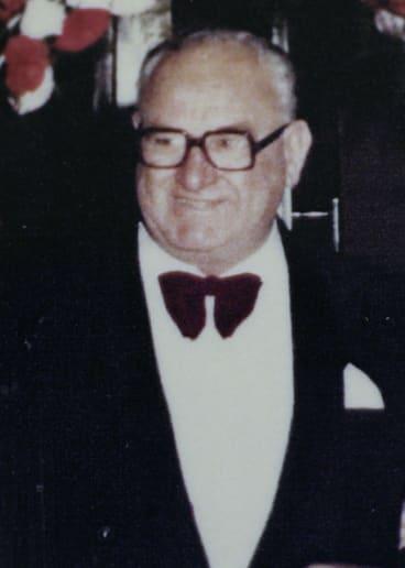 Albert 'Bert' James.