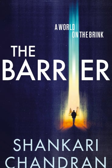 The Barrier by Shankari Chandran.