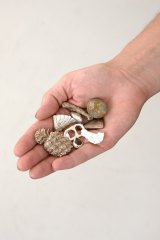 Free to roam: Tiny sculptures by Kate Newby. She will do a series of pocket-sized works for <i>NEW15</i> at ACCA.