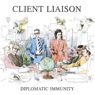 Client Liaison's Diplomatic Immunity.