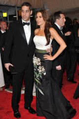 Legal battle: Nick Loeb and Sofia Vergara.