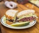 Langer's #19 sandwich.