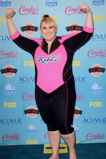 """""""Thanks shady Australian press for your tall poppy syndrome"""": Rebel Wilson."""