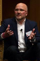 Liberal pollster Mark Textor.