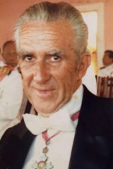 Gordon Jockel in later years.
