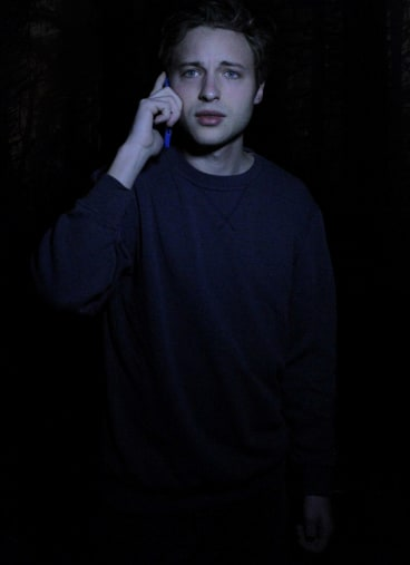 Matthew Connell in <i>Ghost Stories</i>.