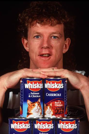 """Remember Garry """"Whiskas"""" Hocking?"""
