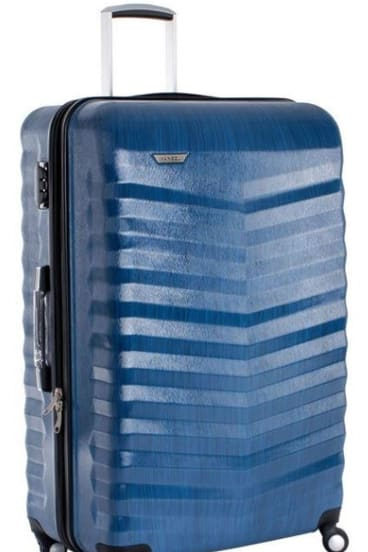Police appealed to locals for information on anyone who saw Abedi carrying a suitcase like this in Manchester.