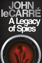 A Legacy of Spies, by John le Carre.