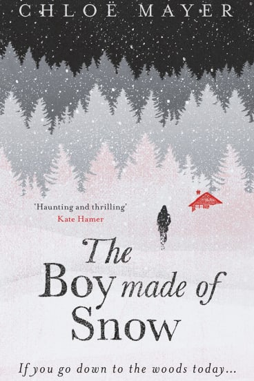 The Boy Made of Snow. By Chloe Mayer.