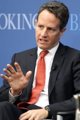 Former US Treasury Secretary Tim Geithner warned the crisis could spread beyond Greece.
