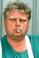 The late Dutch filmmaker Theo van Gogh, who made the 2004 film <i>Submission</i> with Ayaann Hirsi Ali and was murdered after its release.