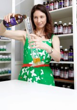 Naturopath Andrea Strand helps give people a new lease of life.     -------------  Josh Jennings Melbourne freelance journalist www.joshkjennings.com  ANDREA STRAND.jpg