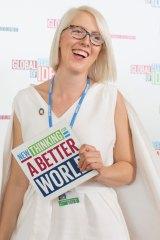 Edda Hamar - Queensland Young Achiever of the Year 2017.