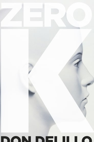 <i>Zero K</i> By Don DeLillo