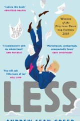 Less. By Andrew Sean Greer.