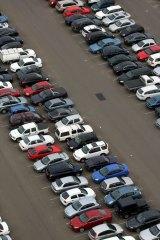 Borrowed time: parking demand will decrease, says Morris Miselowski.