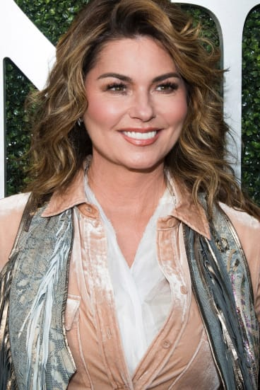 Shania Twain is returning to Australia.