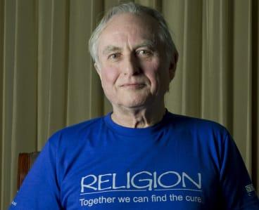 Professor Richard Dawkins.