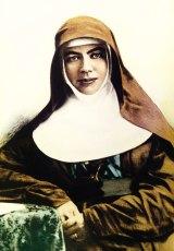 Mary MacKillop, Australia's first Saint.