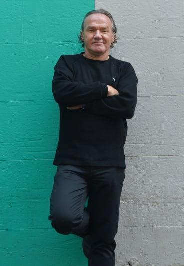 Tony Birch.