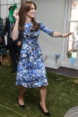 Kate Middleton in the offending outfit.