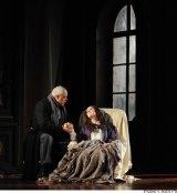 Lorina Gore as Violetta in Opera Australia's La Traviata.