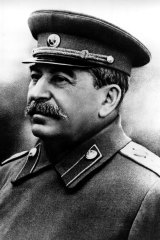 Josef Stalin, General Secretary of the Communist Party of the Union of Soviet Socialist Republics, USSR.