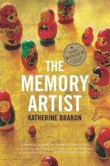 Katherine Brabon's debut novel is set in Russia.