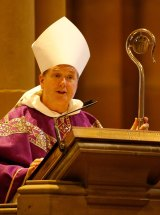 """Archbishop Fisher said """"the refusal to listen is presently mostly on one side""""."""