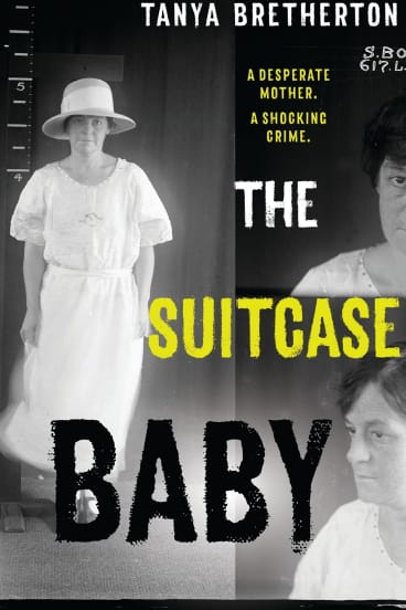 The Suitcase Baby. By Tanya Bretherton