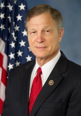 Texas Republican Congressman Brian Babin.