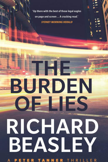 The Burden of Lies. By Richard Beasley.