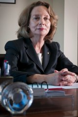 Hon Justice Susan Kiefel AC, Australia's first female High Court chief justice.