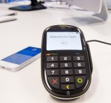 The Tappr terminal. The Brisbane start-up believes it can do better than Square and PayPal