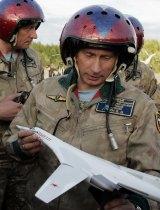 Economic warrior? Russian president Vladimir Putin.