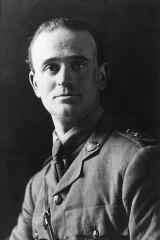 """Will Dyson: """"not only Australia's first official war artist, but Australia's finest ever war artist""""."""