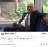 A post on Mr Turnbull's Twitter account from 2015, which is followed by more people than any other serving Australian politician.