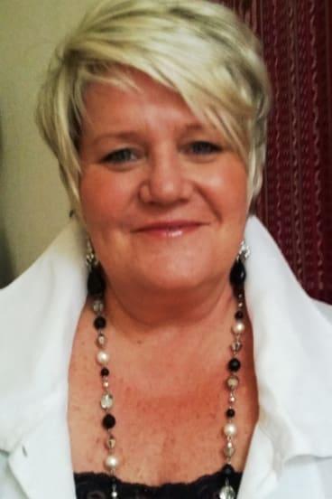 End-of-life doula Helen Callanan.