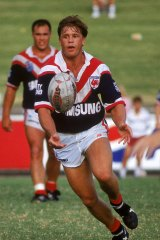 Dropped by Alan Jones, Kiwi international Gary Freeman had a standout season for the Roosters the following year.