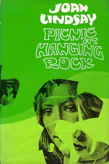 Forbes' dream-like cover design for the first edition of Joan Lindsay's <i>Picnic at Hanging Rock</I>.