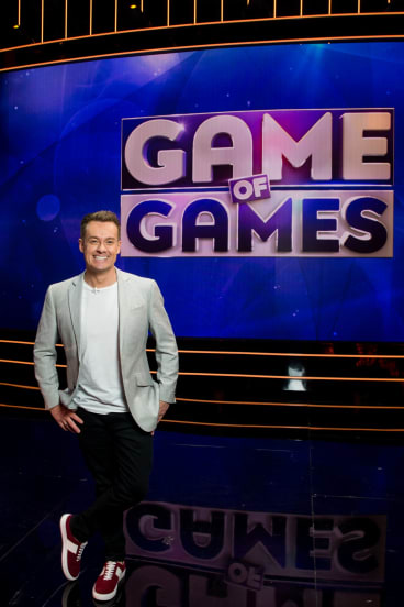 Gold Logie award winner Grant Denyer hosts the ''beautifully stupid'' Game of Games.