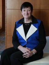 Jennifer Westacott, chief executive of the Business Council of Australia.