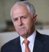 'A shocking war crime': Prime Minister Malcolm Turnbull.