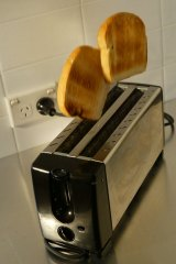 Companies that sell small, cheap options such as toasters are likely to see sales slump with Amazon in the market.