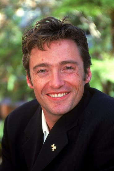 A younger Hugh Jackman.