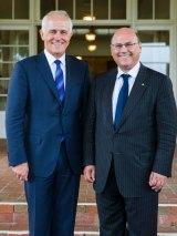 Senator Sinodinos has defended the West Australian arrangement.