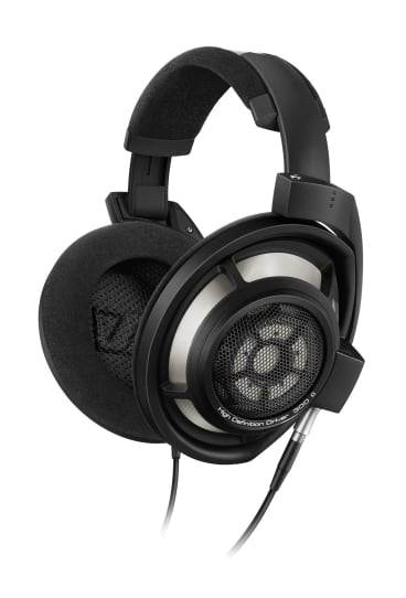 The HD800s: high expectations of your audio equipment.