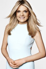 Erin Molan, from The Footy Show